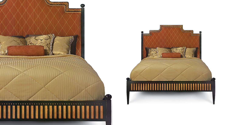 Patina Furniture Beds Ostia Bed