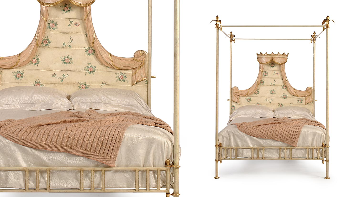 Patina Furniture Beds Cellini Bed