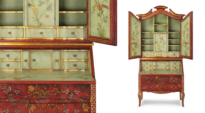 Patina Furniture Armoires Secretaries Palazzo Secretary