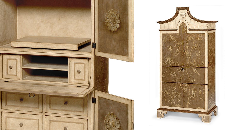 Patina Furniture Armoires Secretaries Venezia Armoire