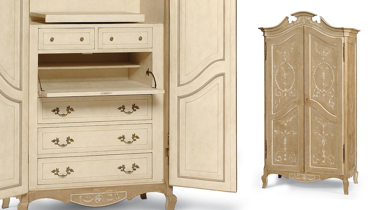 Patina Furniture Armoires Secretaries Mantua Armoire