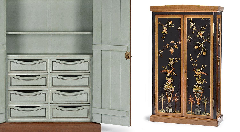 Patina Furniture Armoires Secretaries Umbria Armoire