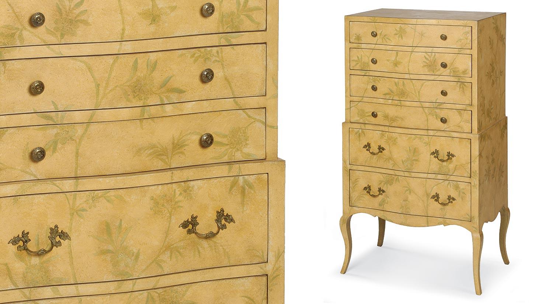 Patina Furniture Everything Orvieto Highboy