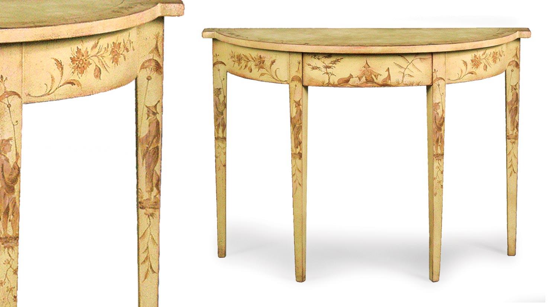 Patina Furniture Tables Toscana Console