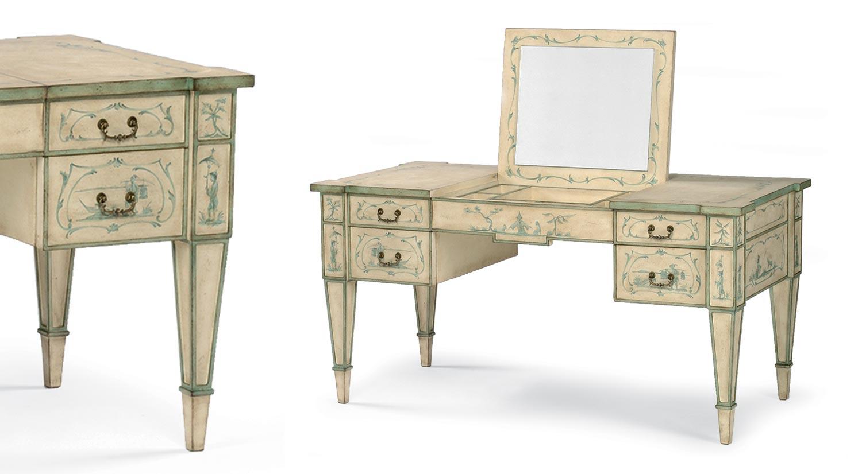 Vanity Table Viewing Gallery
