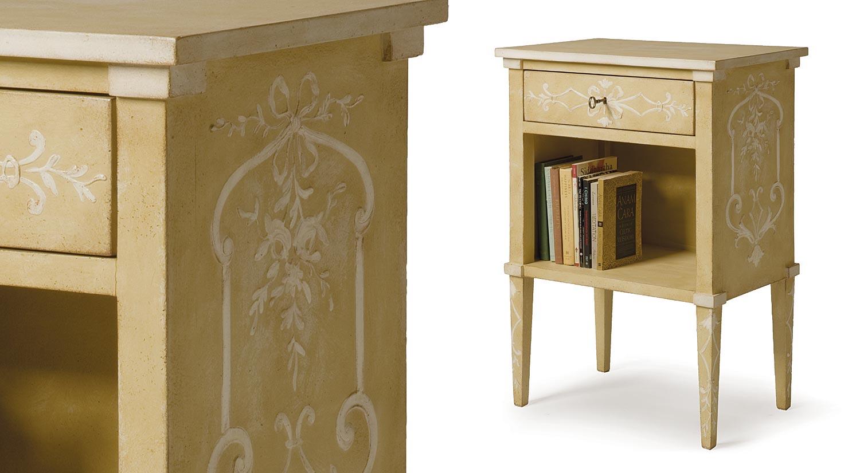 Patina Furniture Nightstands Brianza Commode