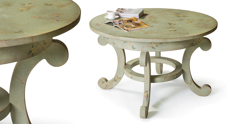 Patina Furniture Tables Caravaggio Table