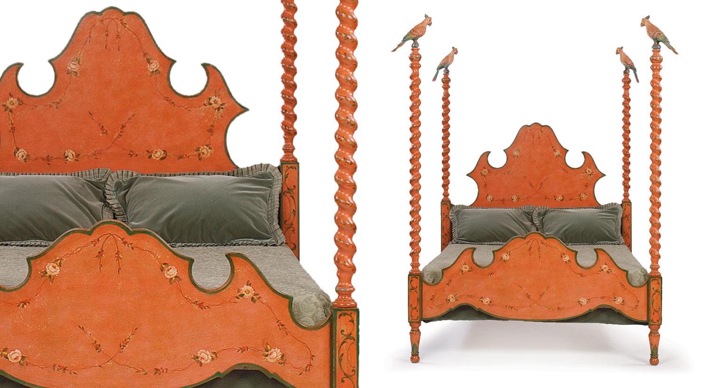 Patina Furniture Beds Bernini Bed